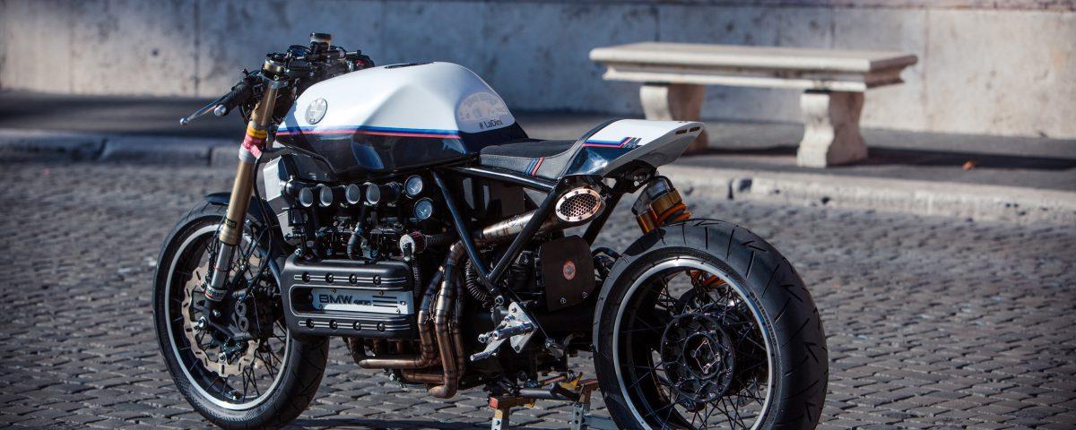 Cafe Racer - prawdziwie meski motocykl